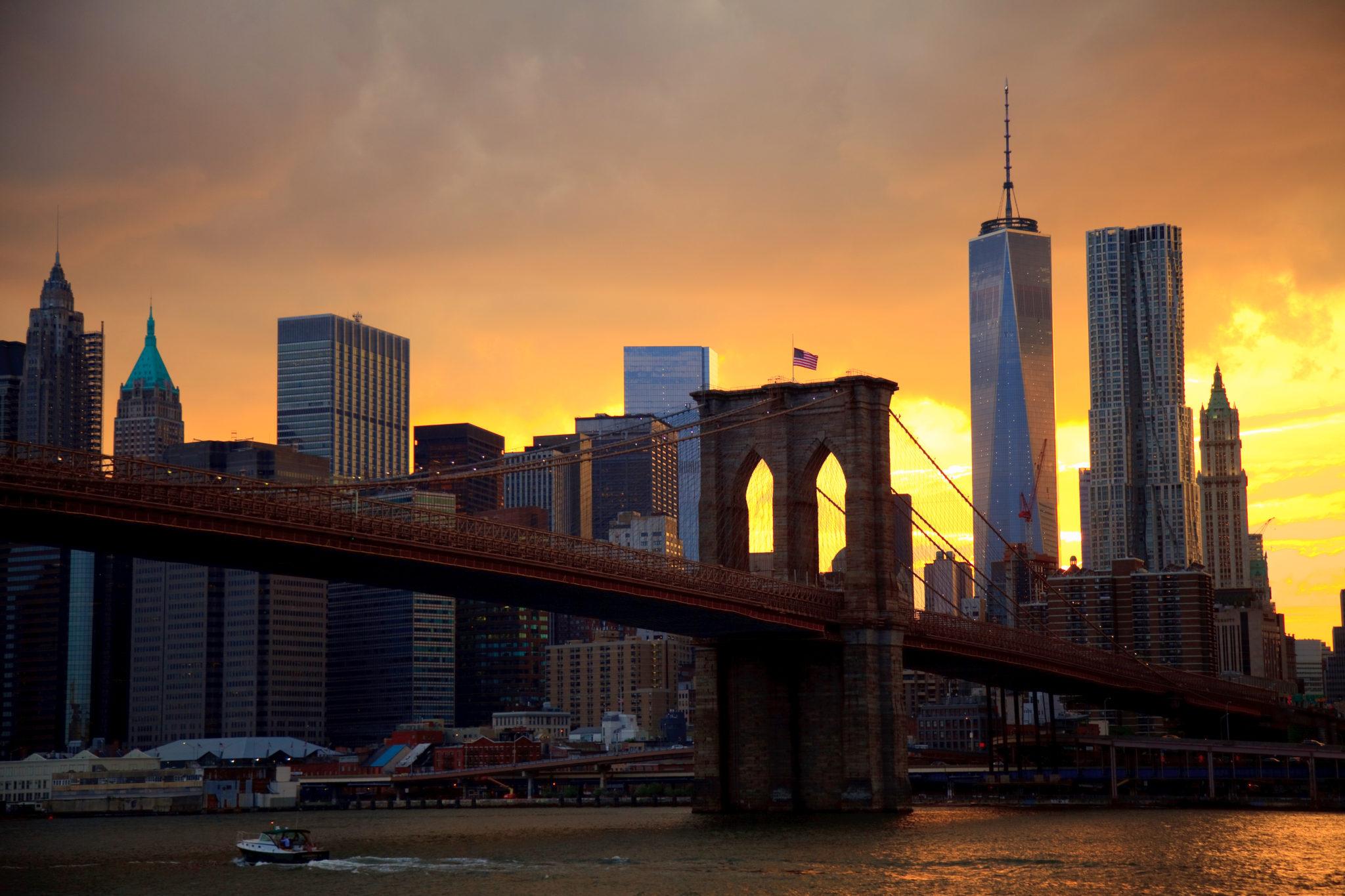 A może Nowy Jork?