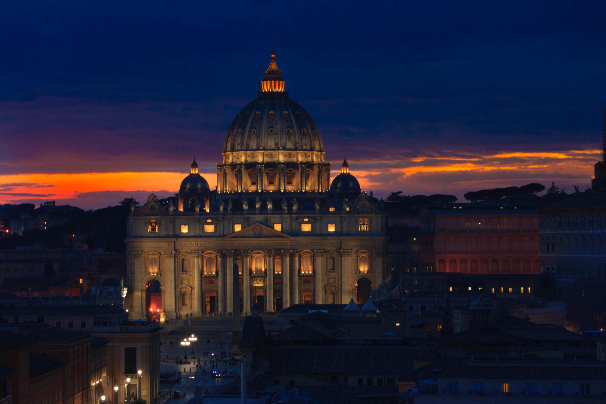 Bazyliki i Kościoły Rzymu