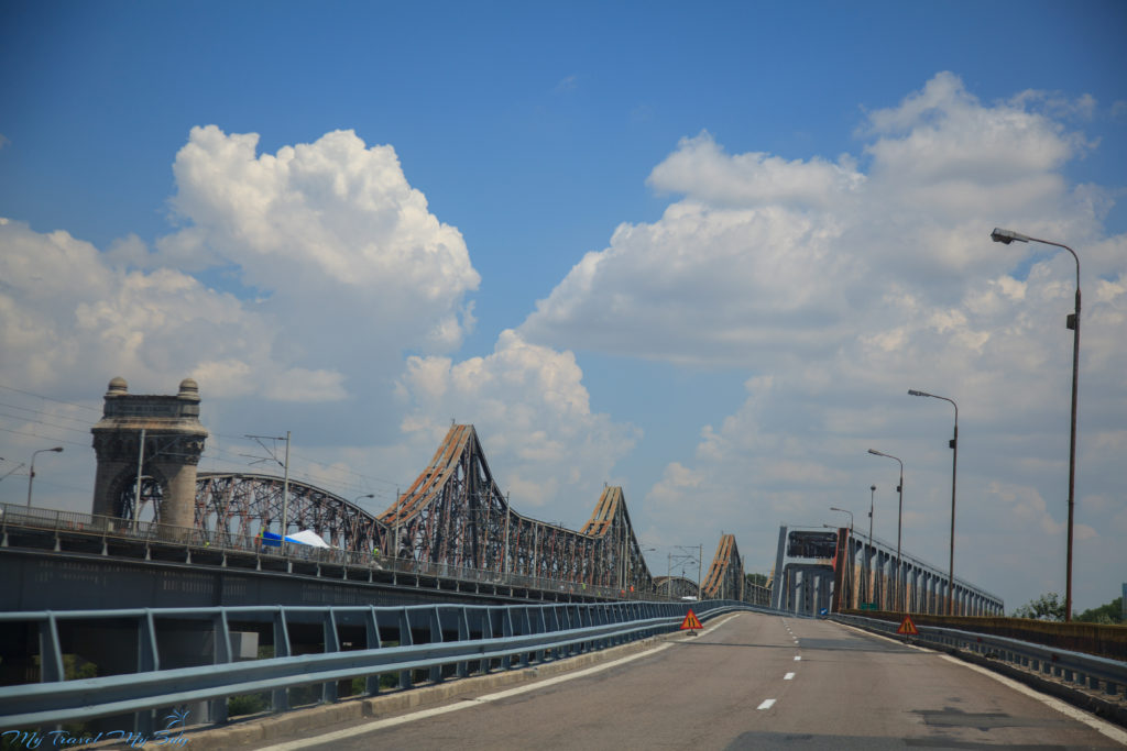 Rumunia Most nad Dunajem