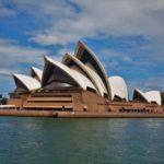 Krótki stop-over w Sydney