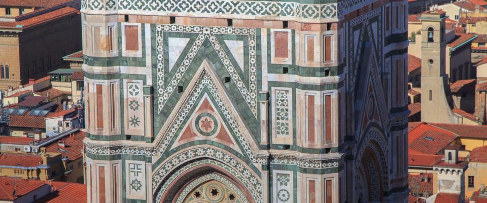 Florencja wieża katedry Santa Maria del Fiore