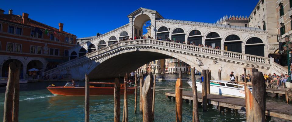 Wenecja. Ponte Rialto