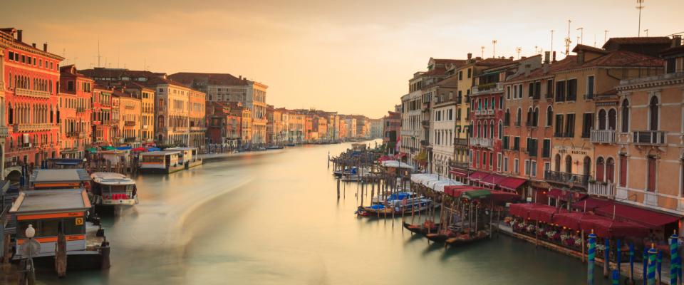 Wenecja, Canale Grande