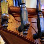 Schody z Kaplicy Loretto