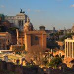 Forum Romanum i Palatyn