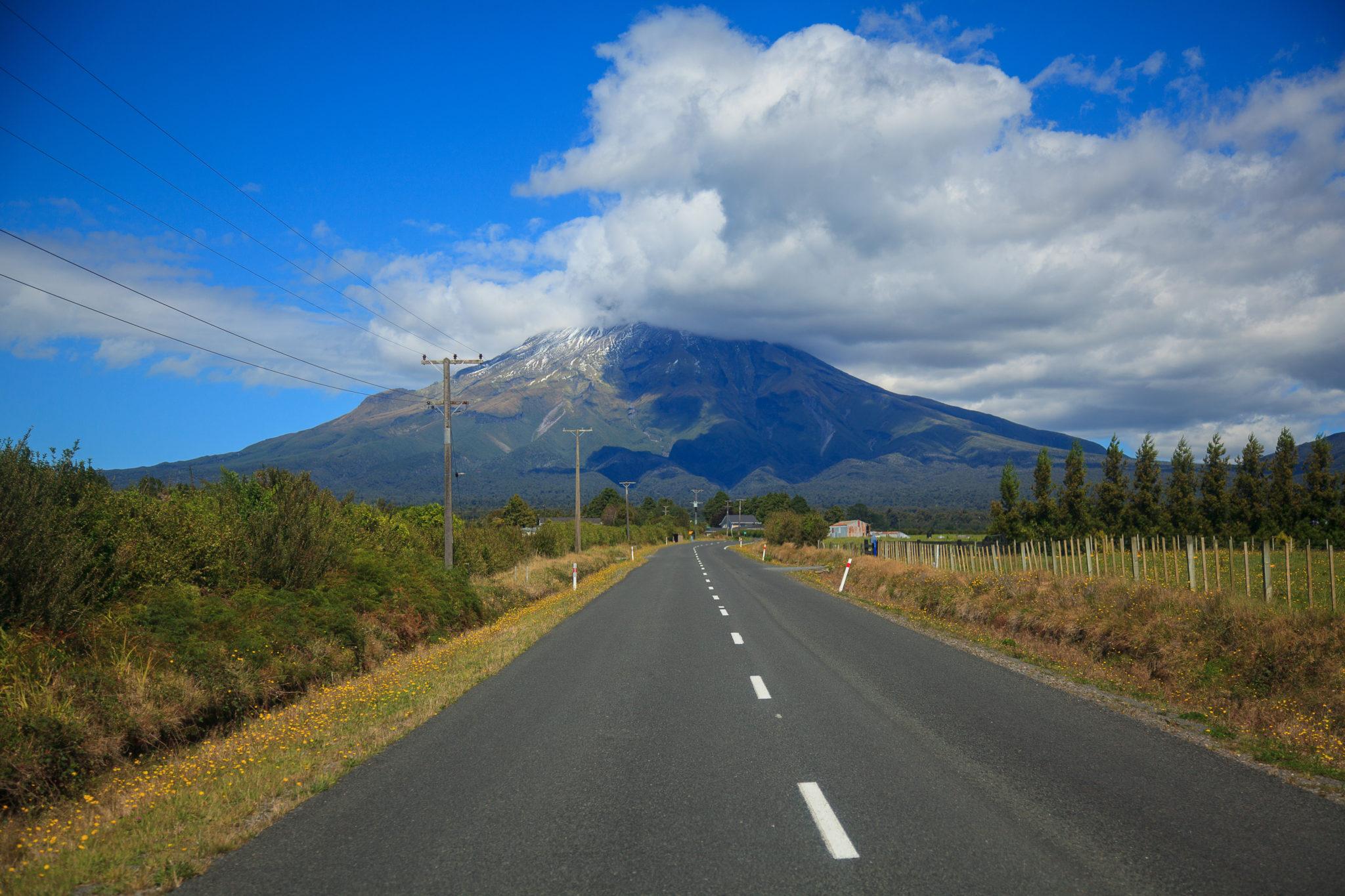 Kamperem przez Nową Zelandię. Przygoda na Wyspie Północnej