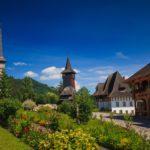 Barsana – Prawosławny kompleks klasztorny