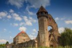 Carta – Ruinu klasztoru cystersów