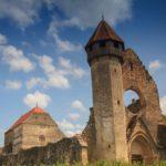 Carta - Ruinu klasztoru cystersów