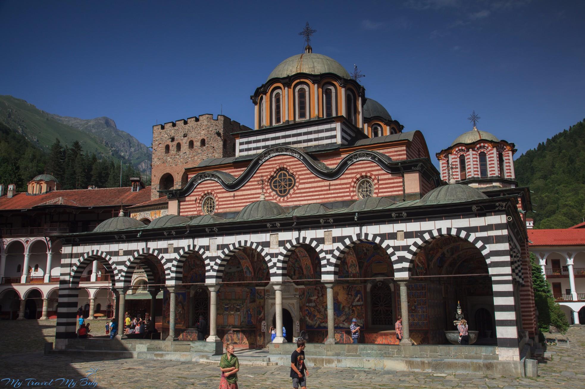 Droga przez Bałkany cz. 2. Kierunek Bułgaria