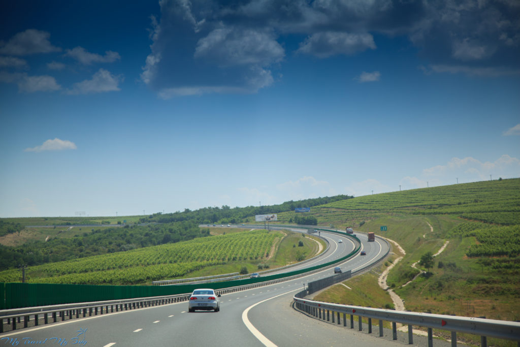 Autostrada Bukareszt - Konstanca