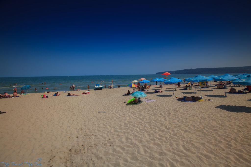 Warna - Plaża miejska