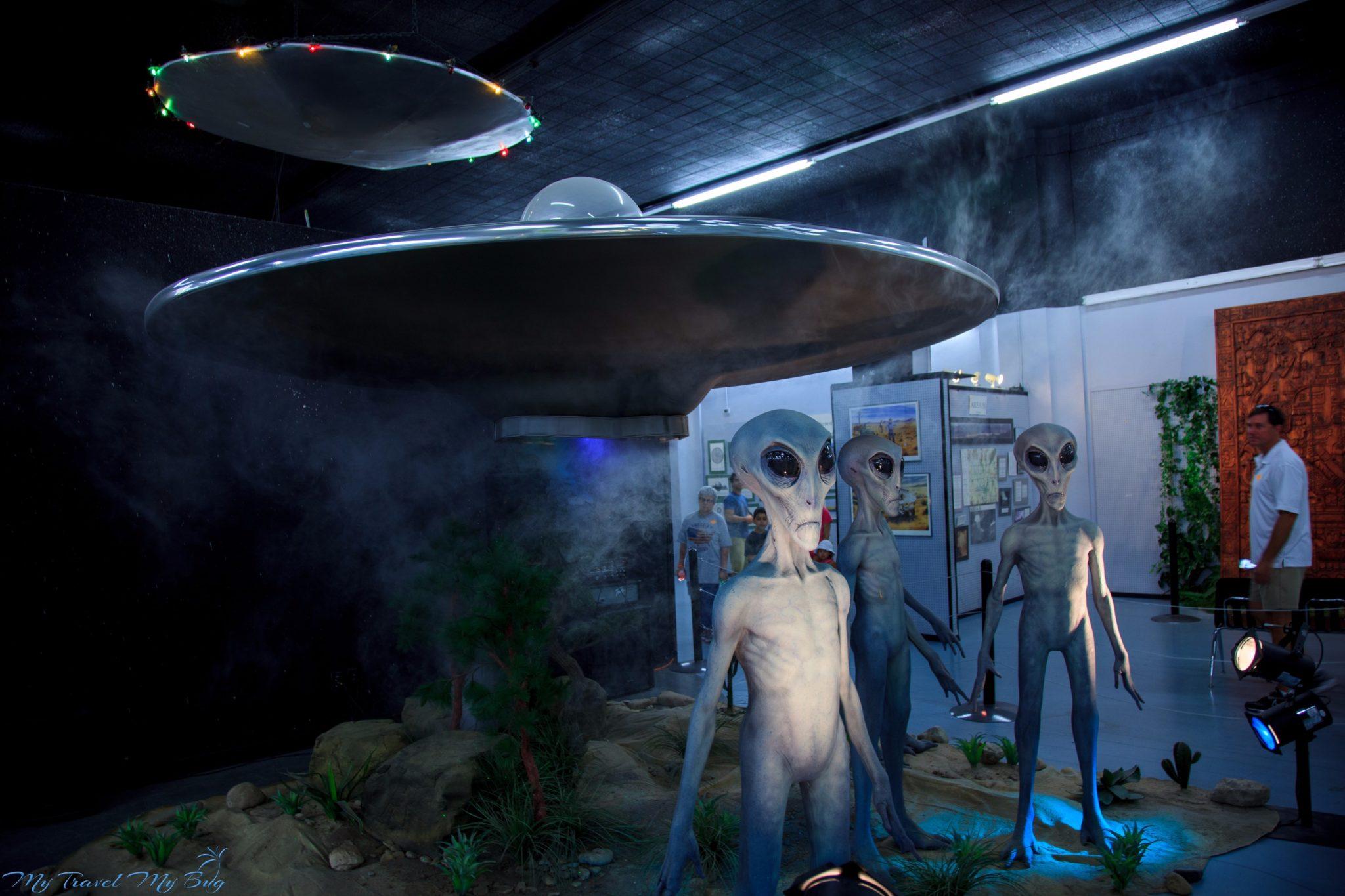Roswell - Międzynarodowe Muzeum UFO