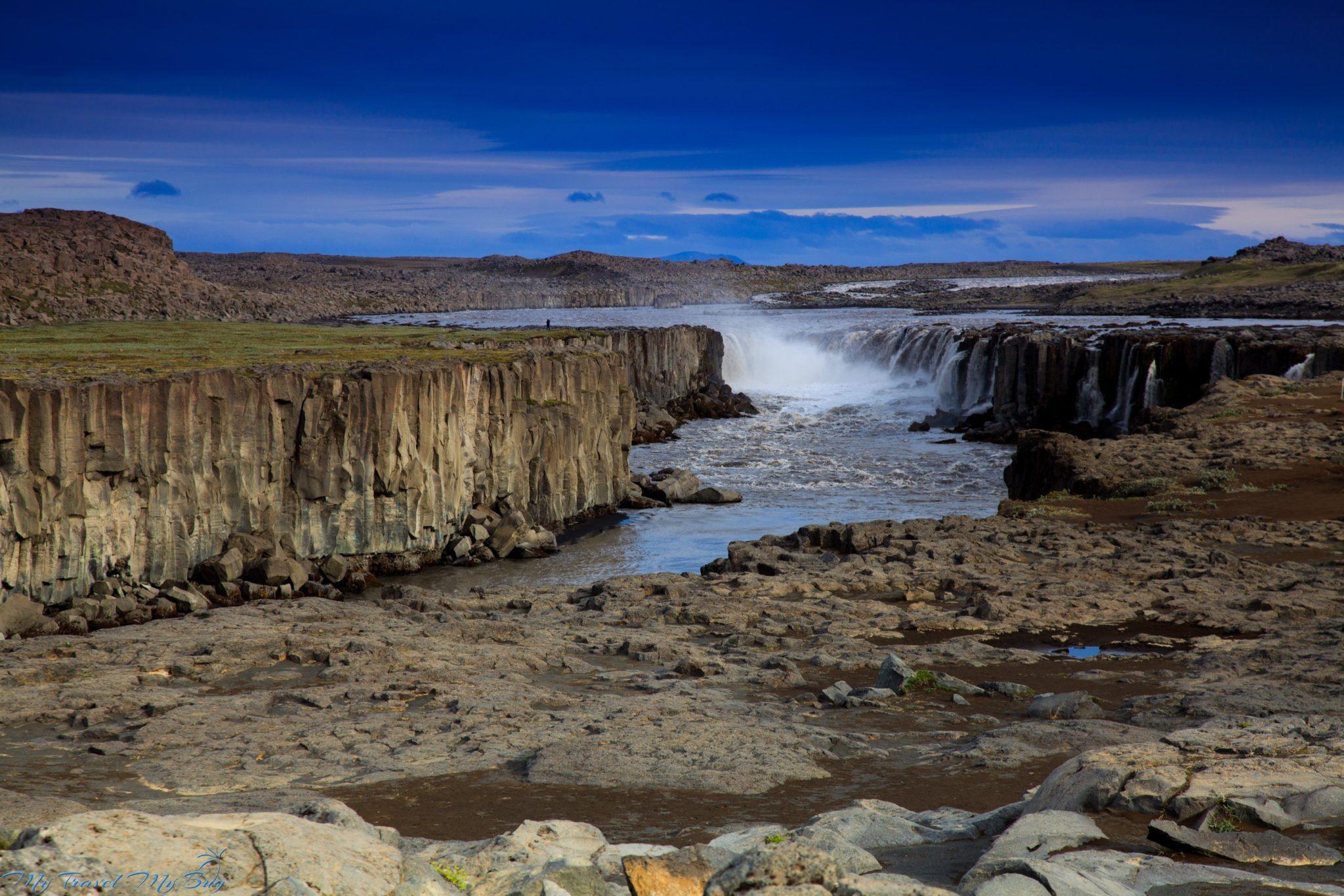 Dzień na Islandii – Droga na północ