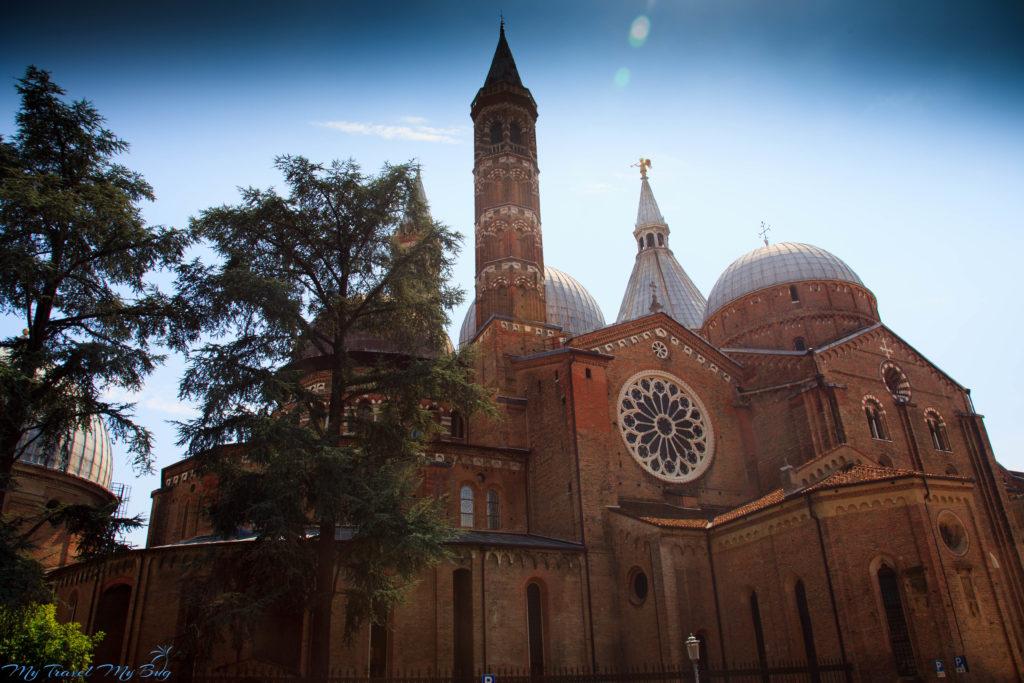 Padwa - bazylika św. Antonitego