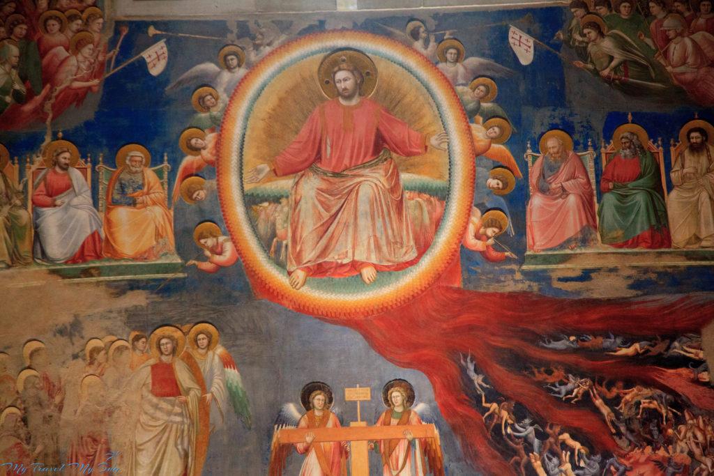 Padwa - Kaplica Scrovegnich
