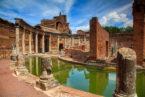 Włochy – samo południe. Tivoli